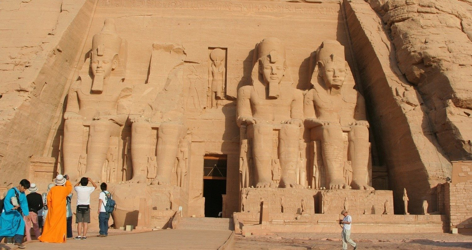 historical egypt tours and travel experience Abu simble