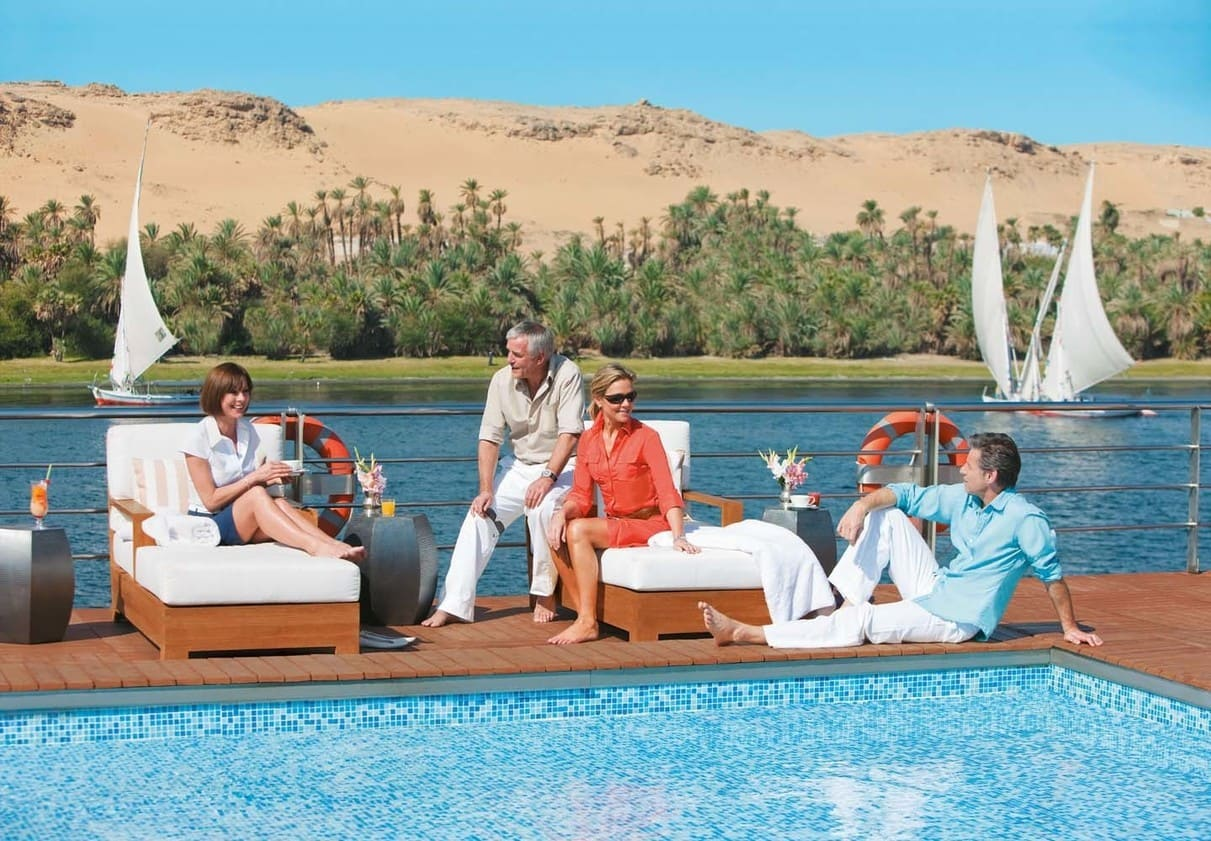 Romantic Egypt Vacation -Cairo, Nile Cruise & Hurghada