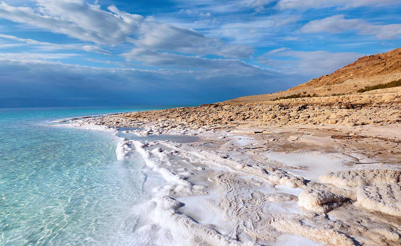 Dead Sea in jordan travel to jordan , middle East, egypt, turkey