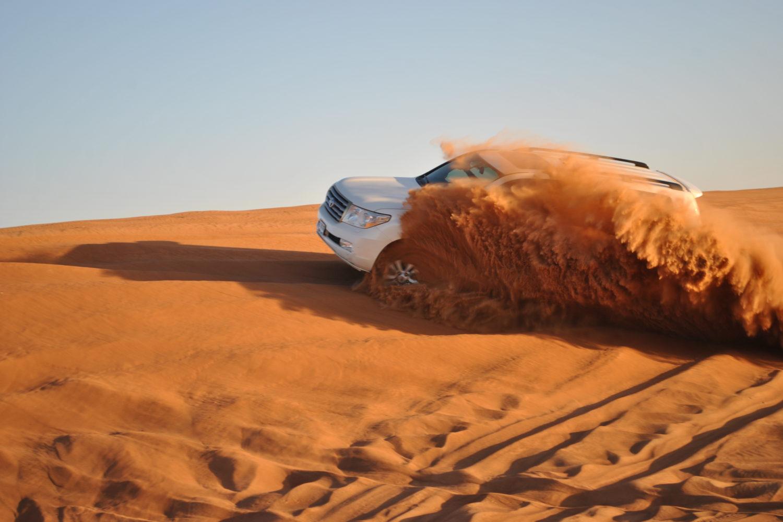 Safari in the desert oman best photos