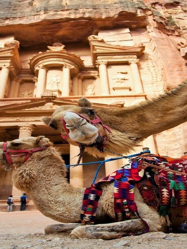 Best Jordan Tours -Lawrence Of Arabia Trail