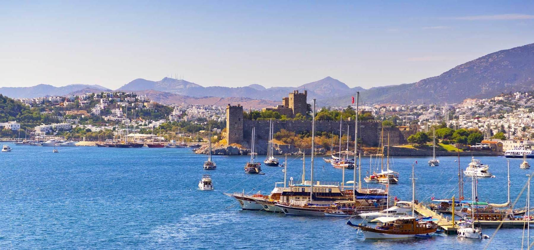 Turkey Tours best travel to Turkey sights Bodrum Turkey