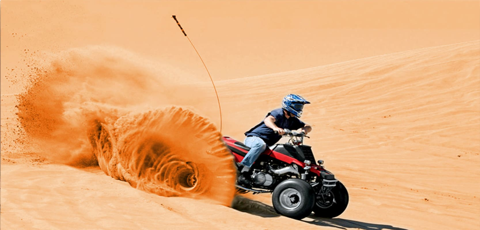 Dubai Quad Biking Safari