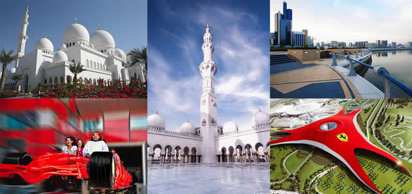 Abu Dhabi sightseeing tours