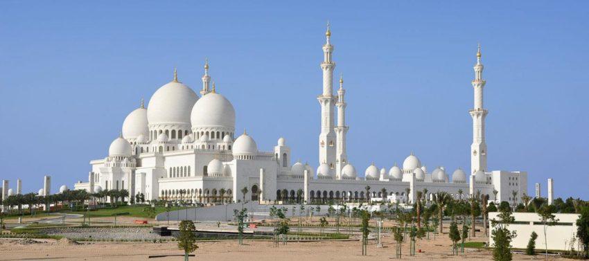 Abu Dhabi Main Sight