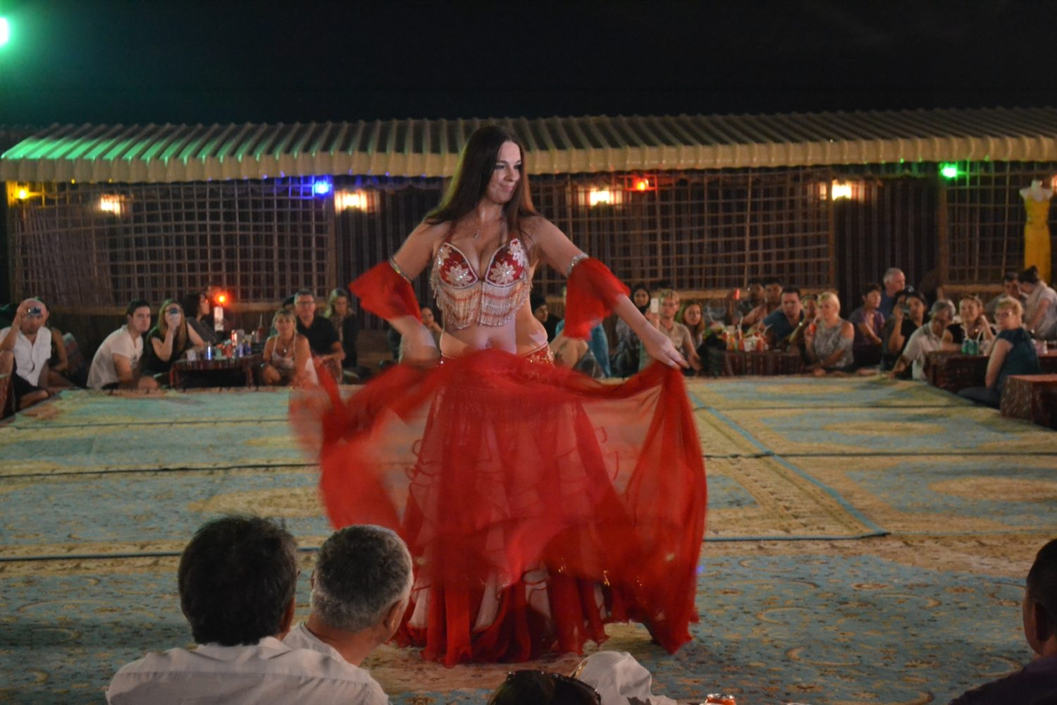 Dubai desert safari with Belly dance show