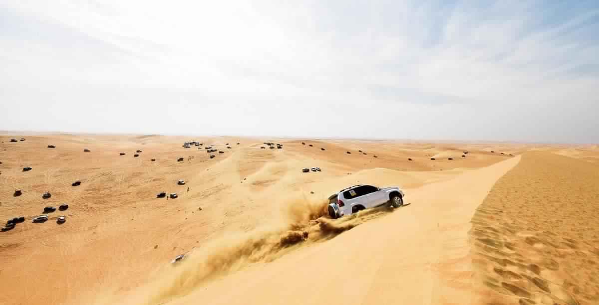 Best Dubai trip , desert safari dubai
