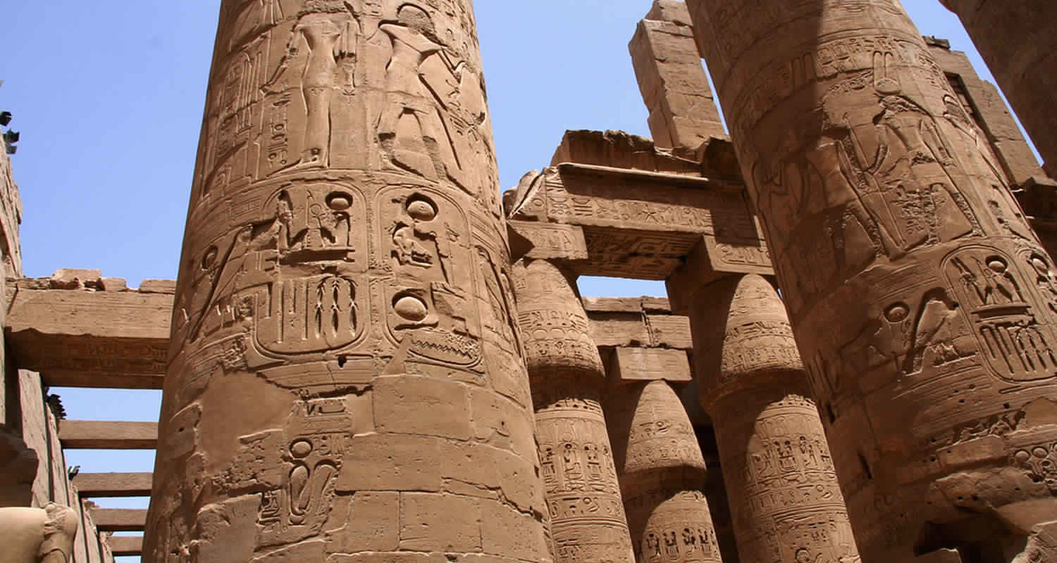 egypt historical and culture tours , karnak temple