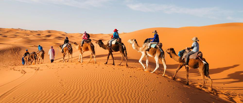 Morocco trip and Sahara